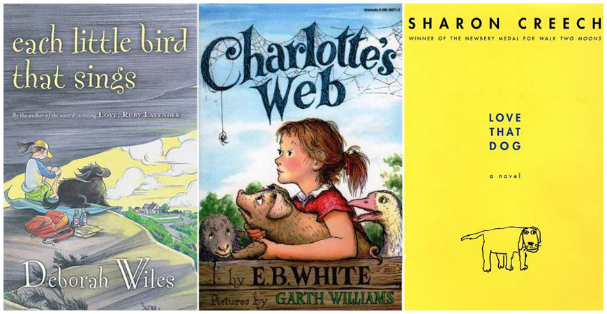 5 kids books that go there