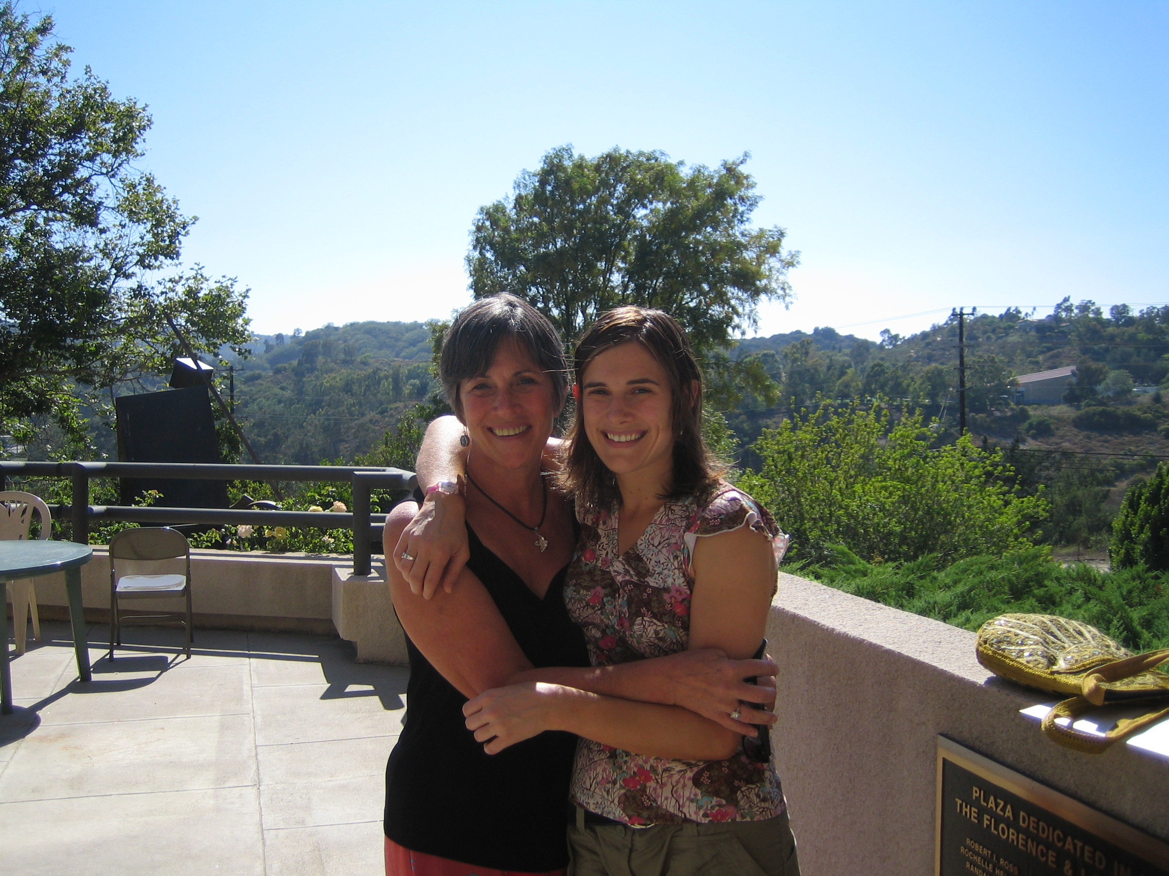 Wedding Weekend Mom and Jess