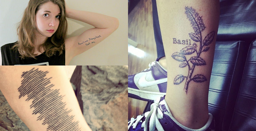 6 Cliché Free Memorial Tattoos Modern Loss