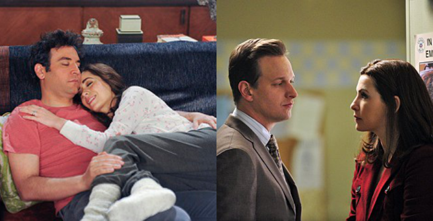How I Met Your Mother and The Good Wife