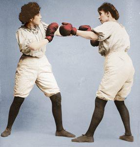 Sisters fighting at dad memorial