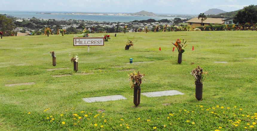 Hawaiian-Memorial-Park-Cemetery-ocean-view