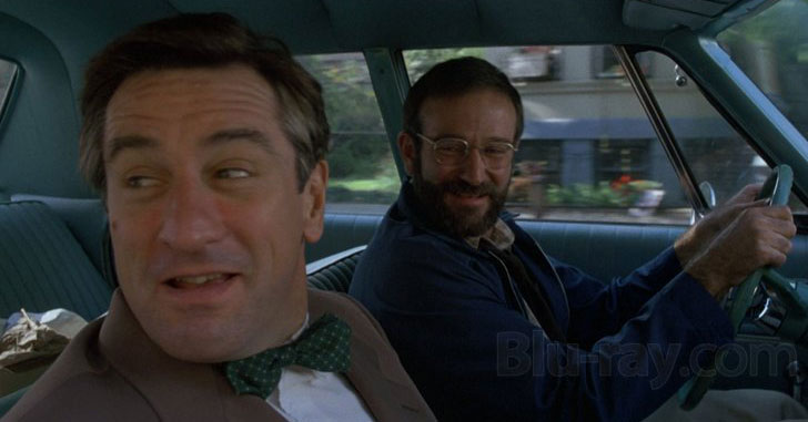 "Robert DeNiro and Robin Williams in ""Awakenings."""
