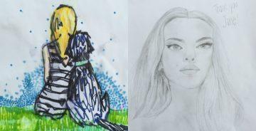 Maia drawings Modern Loss