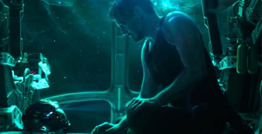 Tony Stark Endgame